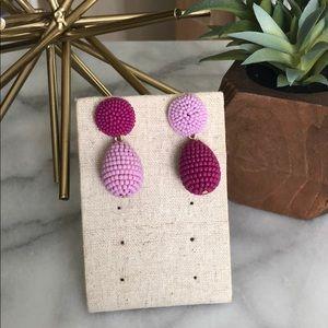 Stella & Dot Marie Double Drop Earrings